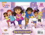 Big City Friends! (Dora and Friends)  N/A 9780553497670 Front Cover