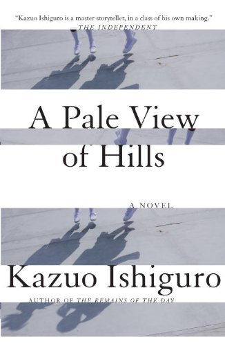 Pale View of Hills  N/A edition cover