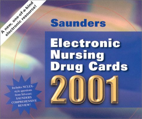 Nursing Drug Cards for Pharmaceutical Reference  N/A edition cover