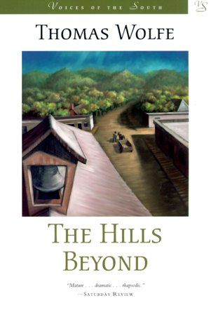 Hills Beyond   2000 edition cover