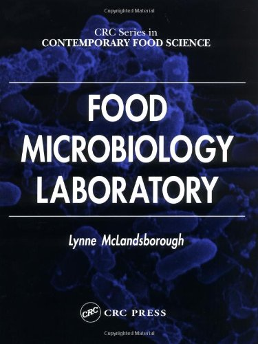 Food Microbiology Laboratory   2004 edition cover