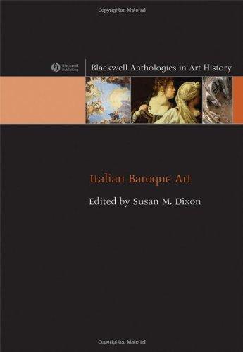 Italian Baroque Art   2008 edition cover