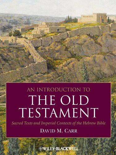 Introduction to the Old Testament Sacred Texts and Imperial Contexts of the Hebrew Bible  2010 edition cover