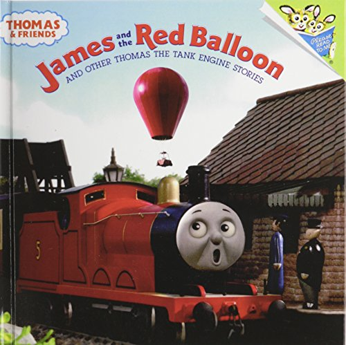 James and the Red Balloon : And Other Thomas the Tank Engine Stories  2004 (PrintBraille) edition cover