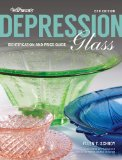 Depression Glass Identification and Price Guide 6th 2014 9781440239670 Front Cover
