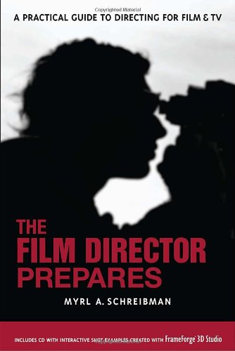 Film Director Prepares A Complete Guide to Directing for Film and Tv  2006 edition cover