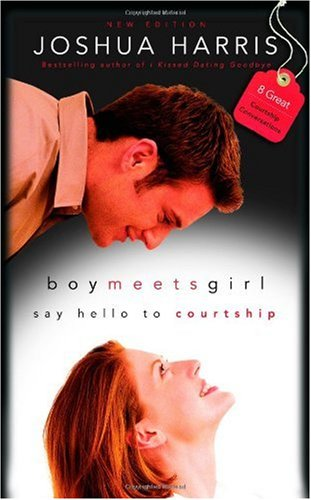 Boy Meets Girl Say Hello to Courtship  2000 edition cover