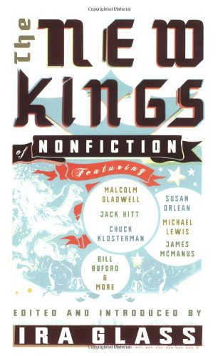 New Kings of Nonfiction  N/A 9781594482670 Front Cover
