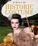 Survey of Historic Costume  6th 2015 9781628921670 Front Cover