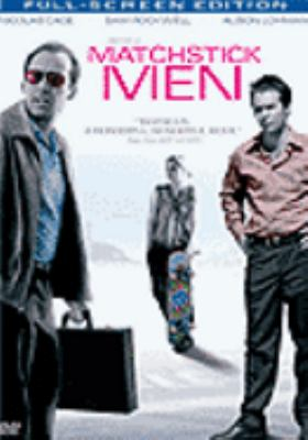 Matchstick Men (Full Screen Edition) (Snap Case) System.Collections.Generic.List`1[System.String] artwork