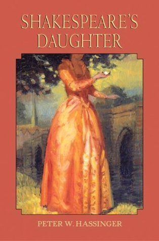 Shakespeare's Daughter   2004 9780060284671 Front Cover