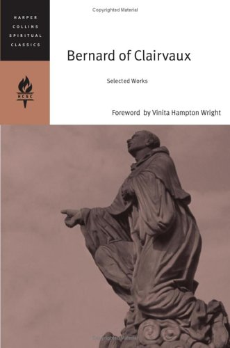 Bernard of Clairvaux Selected Works  2005 edition cover
