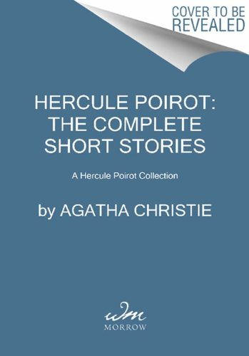 Hercule Poirot The Complete Short Stories  2013 edition cover