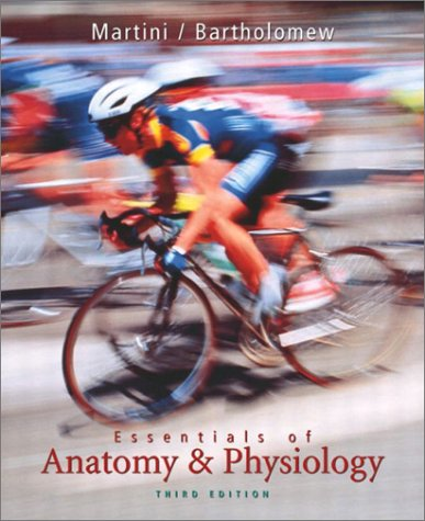 Essentials of Anatomy and Physiology  3rd 2003 edition cover