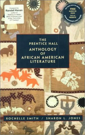 Prentice Hall Anthology of African-American Literature   2000 (Student Manual, Study Guide, etc.) edition cover