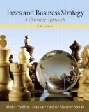 Taxes and Business Strategy  5th 2015 edition cover