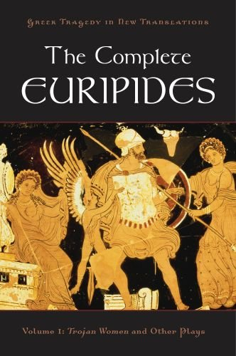 Complete Euripides Trojan Women and Other Plays  2010 edition cover