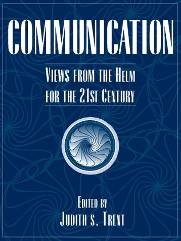 conventional view of communication