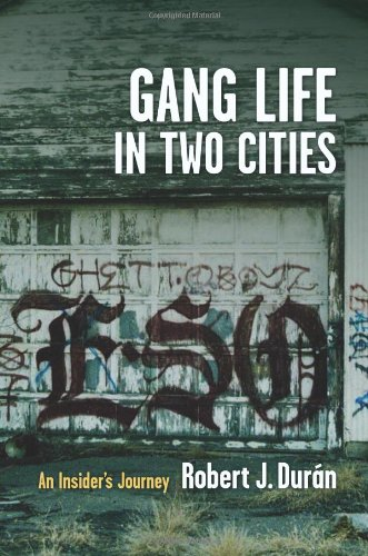 Gang Life in Two Cities An Insider's Journey  2012 edition cover