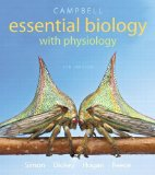 Campbell Essential Biology With Physiology:   2015 9780321967671 Front Cover