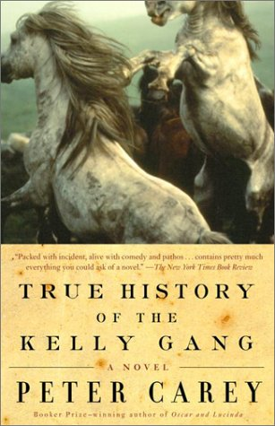 True History of the Kelly Gang  Reprint edition cover