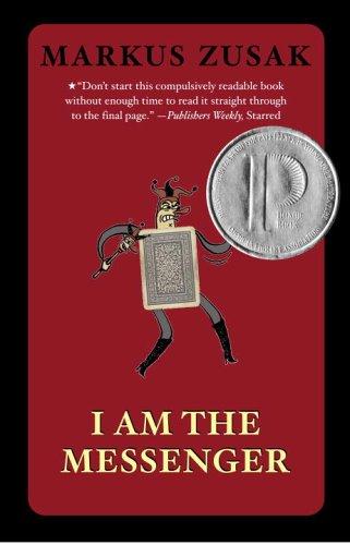 I Am the Messenger  Reprint edition cover