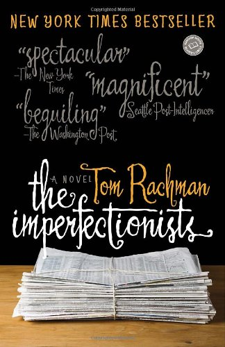 Imperfectionists  N/A edition cover