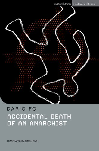 Accidental Death of an Anarchist  Student Manual, Study Guide, etc. edition cover