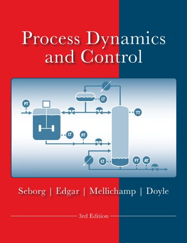 Process Dynamics and Control  3rd 2011 edition cover