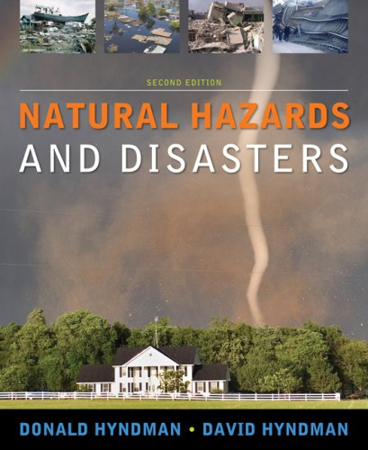 Natural Hazards and Disasters  2nd 2009 edition cover