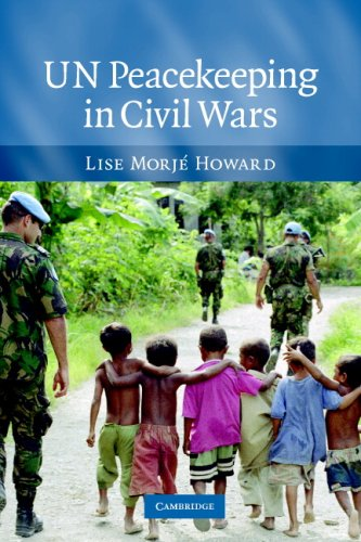 Peacekeeping in Civil Wars   2007 edition cover