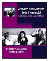 Research and Statistics Made Meaningful in Counseling and Student Affairs   2002 edition cover