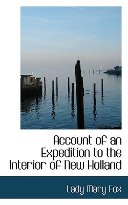 Account of an Expedition to the Interior of New Holland N/A edition cover