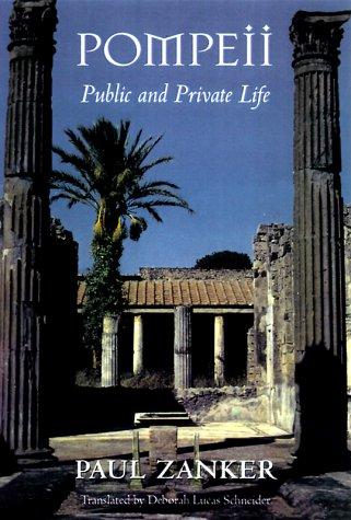 Pompeii Public and Private Life  1999 edition cover