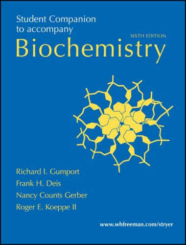 Biochemistry  6th 2006 (Revised) edition cover