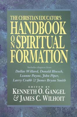 Christian Educator's Handbook on Spiritual Formation  N/A edition cover