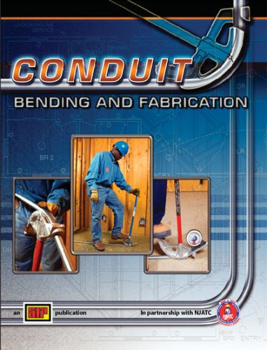 Conduit Bending and Fabrication   2007 edition cover