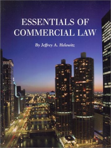 Essentials of Commercial Law   2002 edition cover