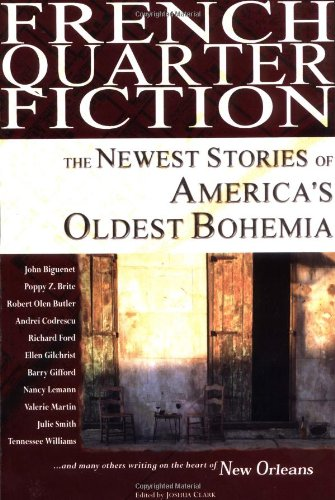 French Quarter Fiction The Newest Stories of America's Oldest Bohemia  2003 edition cover