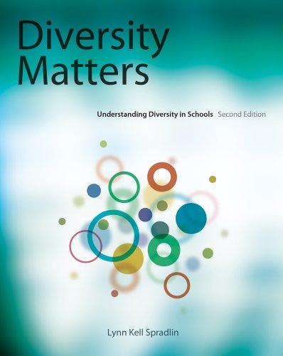 Diversity Matters Understanding Diversity in Schools 2nd 2012 edition cover