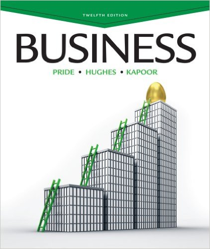 Business (Loose Leaf) 12th 2014 edition cover