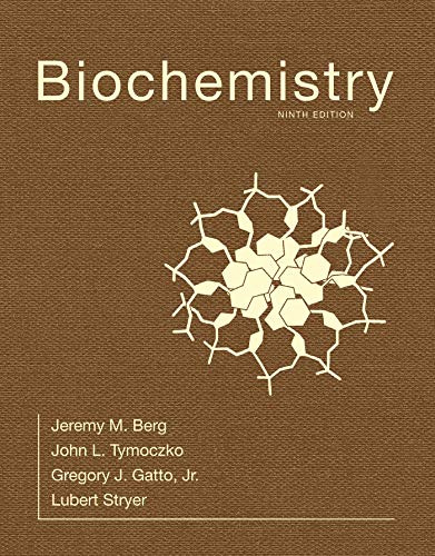 Cover art for Biochemistry, 9th Edition