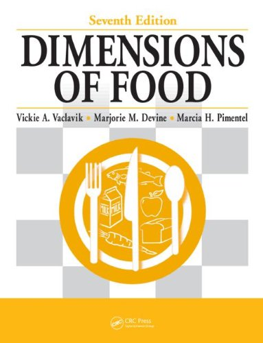 Dimensions of Food Seventh Edition  7th 2010 (Revised) edition cover