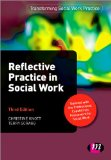 Reflective Practice in Social Work  3rd 2013 edition cover