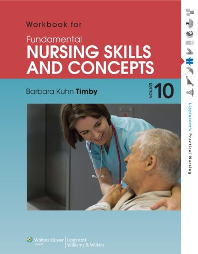 Fundamental Nursing Skills and Concepts  10th 2013 (Revised) edition cover