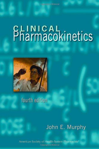 Clinical Pharmacolinetics  4th 2008 edition cover