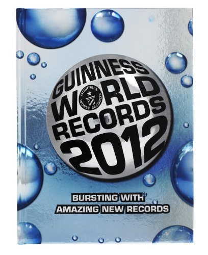 Guinness World Records 2012  N/A edition cover