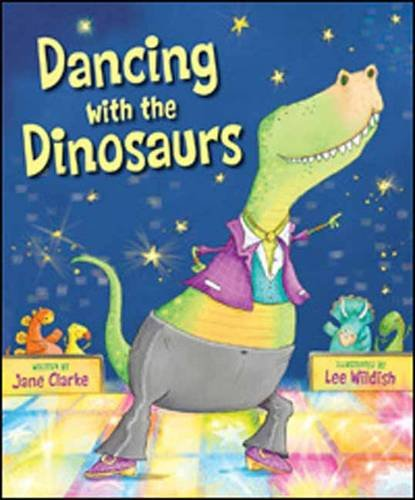 Dancing with the Dinosaurs   2012 9781936140671 Front Cover