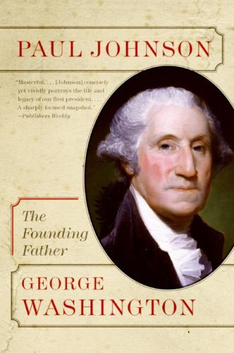 George Washington The Founding Father N/A edition cover