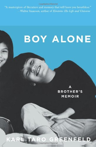 Boy Alone A Brother's Memoir  2010 edition cover